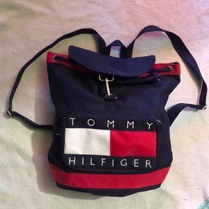 VTG TOMMY HILFIGER Backpack